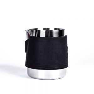 Milk Frothing Pitcher with Heat Resistant Silicone from Barista