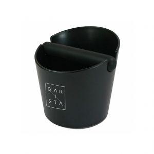 Durable Mini Knock box with Anti-slip silicone grip from Barista