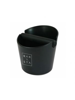 Durable Mini Knock box with Anti-slip silicone grip from Barista