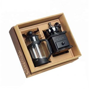 Barista Combo French Press Set