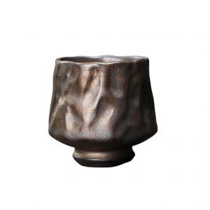 Barista Rustic Artisan Ceramic Mug